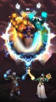 Elemental Order by hipnosworld
