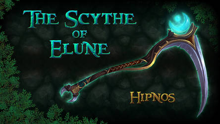 The Scythe Of Elune (Video) by hipnosworld