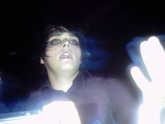Gerard Way by dizzygutterflower