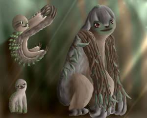 Pokemon - My Grass Starters