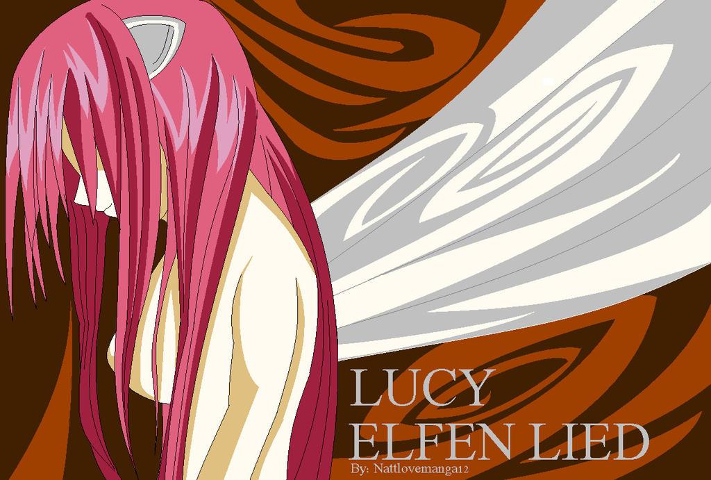 Lucy Elfen Lied Wallpaper 1 By Nattlovemanga12 On Deviantart