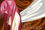 Lucy Elfen Lied Wallpaper 1