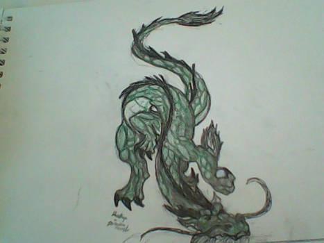 asian dragon (i think)