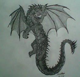 Darken Dragon Shaded