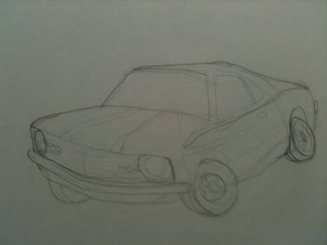 Mustang maybe??