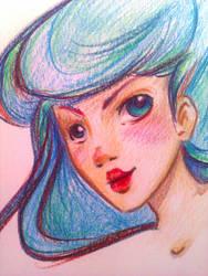 Random Girl by Yoruni