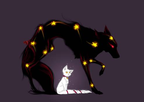 Star shadow