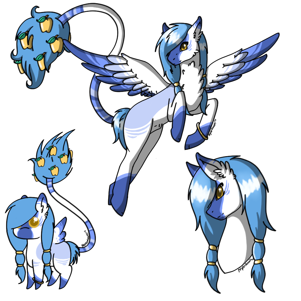 DTA Entry: Laoire by Nyantawn