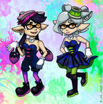 AT- Callie and Marie