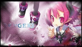 Disgaea Signature Raspberyl by BurntGreenTea