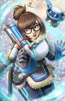 Mei by BurntGreenTea