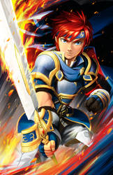 Roy by BurntGreenTea