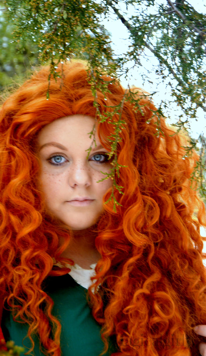 Merida- Brave by xmagicalgirlyx