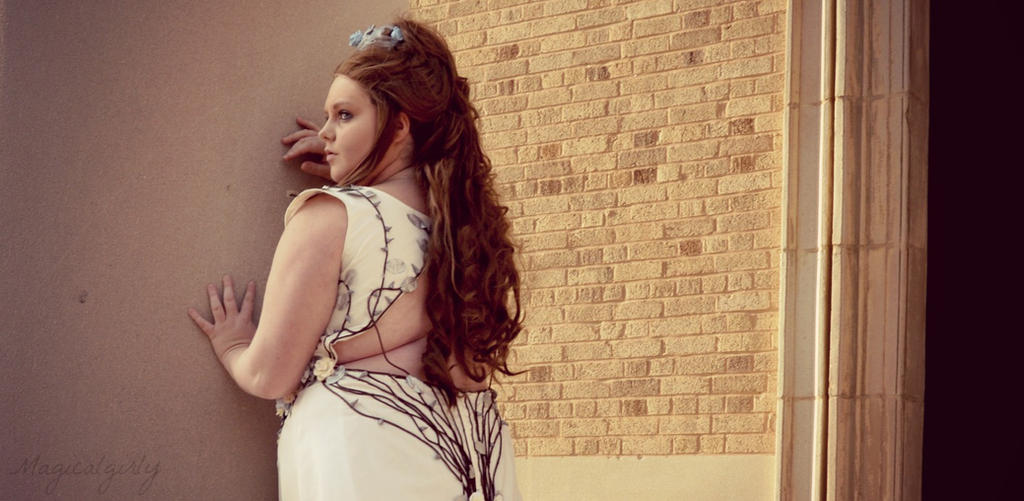 Margaery Tyrell - The Purple Wedding by xmagicalgirlyx