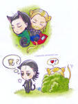 Chibi Thorki Stuff 2