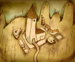 algun lugar... by antiheroe