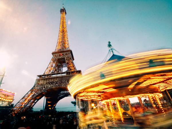 Paris by patrycjanna