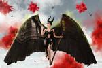 Maleficent 03 by kalinkafox