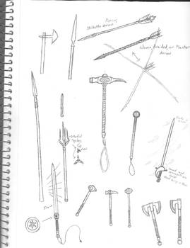 Random Weapons