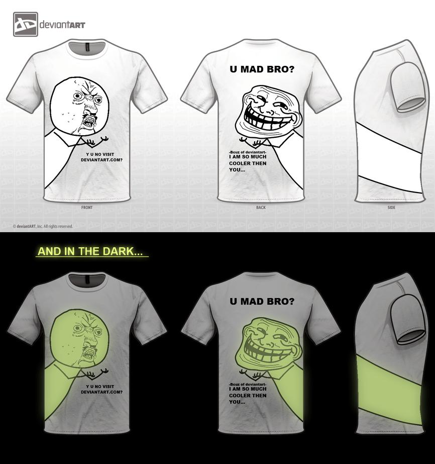 U mad shirt? by Mod-a-holic