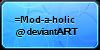 Mod-a-holic Stamp by Mod-a-holic