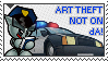 Anti-Theft stamp! by Mod-a-holic