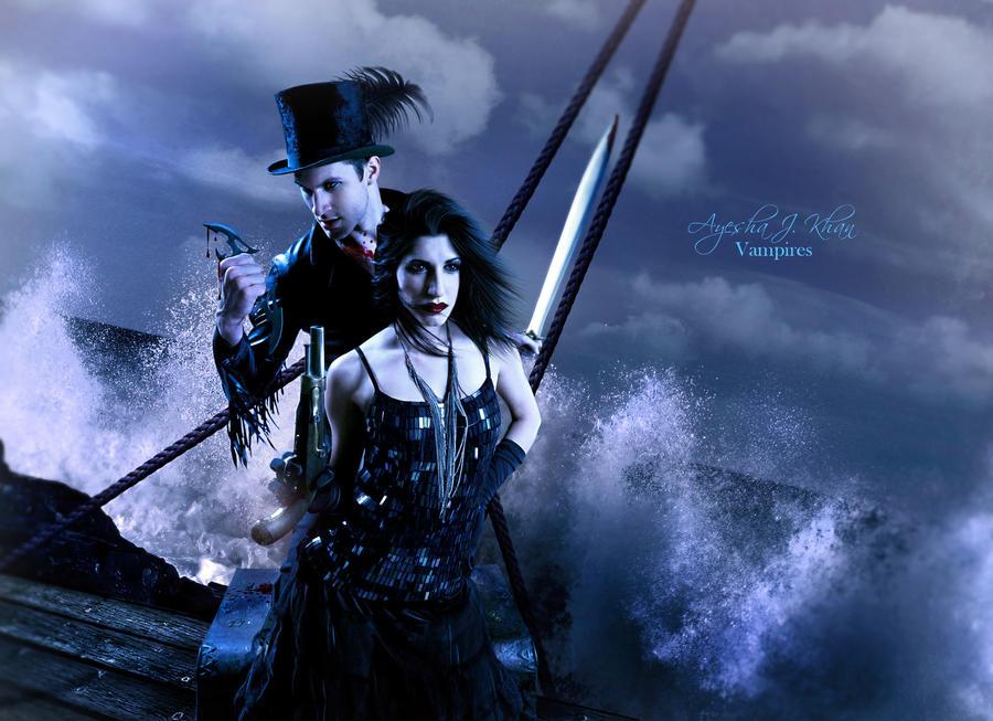 Vampires by iAJK