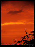when the sun sets by iAJK