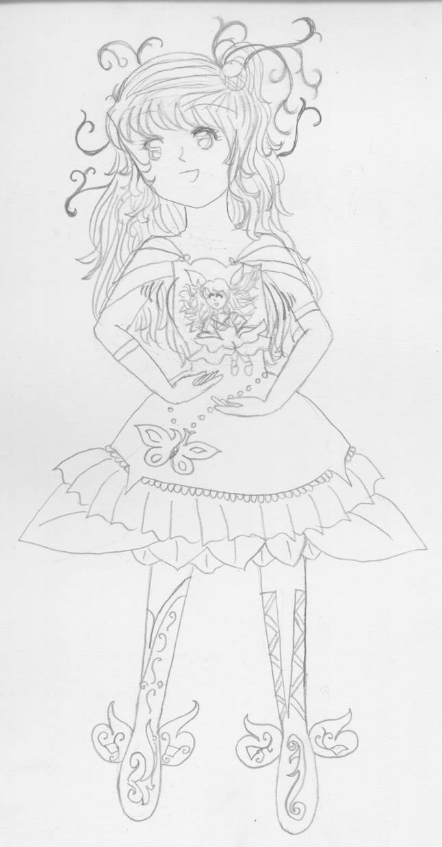 karen and little fairy