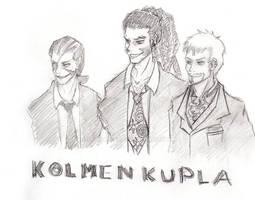 KH: Kolmen kupla