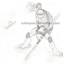 TMNT: Donatello