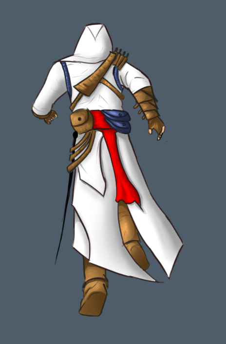 Assassin's Creed Altair by Hamdhan24