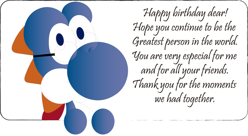 Yoshis birthday card by danielpb321 on deviantart yoshis birthday card by danielpb321 bookmarktalkfo Image collections