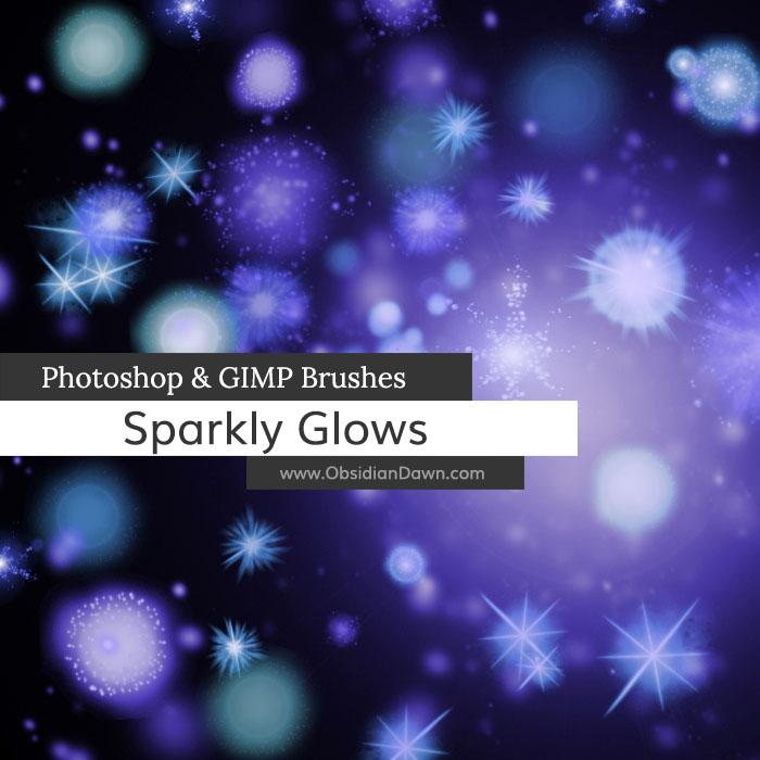 Sparklyglows by redheadstock