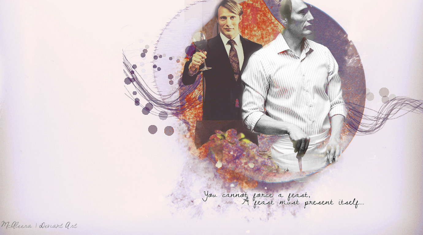 Dr Hannibal Lecter - Wallpaper #2 By