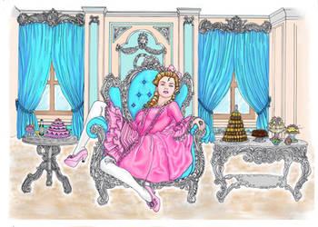 ROCOCO LOLITA DREAMS by Francesca-Osterlund