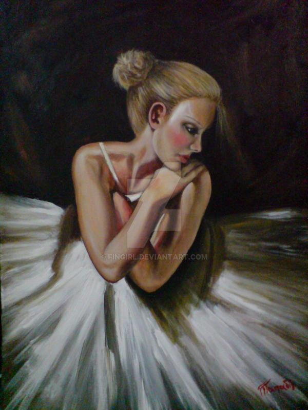 Ballerina - final by fingirl