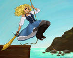 Annabeth the pirate princess