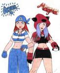 Team Aqua-n-Magma girl Colored