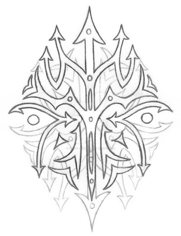 My l 39 cie symbol v2 by raphy angel on deviantart for L cie tattoo
