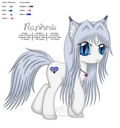 Raphy MLP Colored by Raphy--Angel