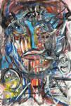 artwork Original Abstract