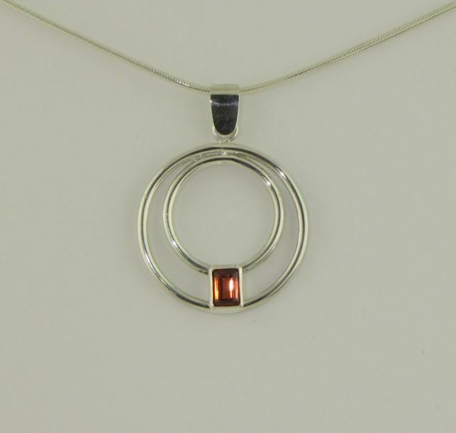 Garnet rings by timjo