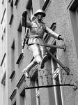 'The man who leaped in to history' by MOxC