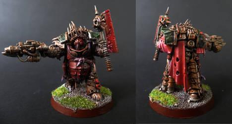 Death Guard Terminator #2