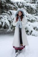 Winter Coat by Lammy34