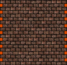 Tiling Bricks Dark by dreamlessdancer