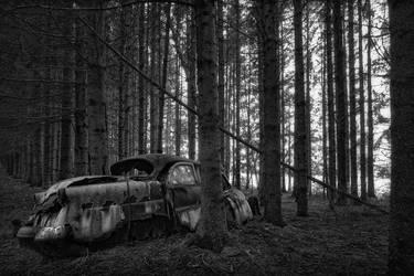 car cemetery- part 5 by kingpixx