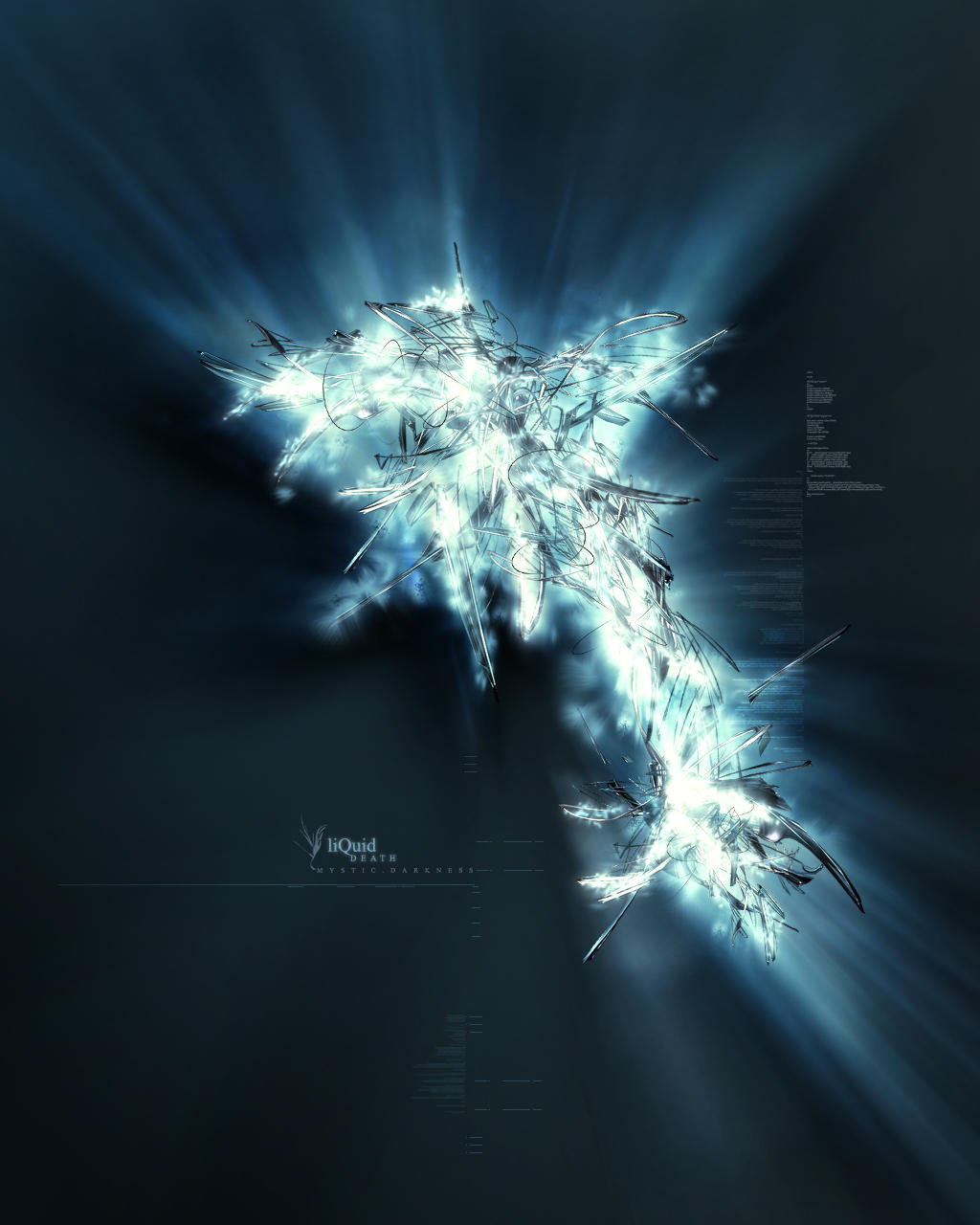liQuidDEATH by mystic-darkness
