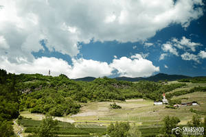 mountain top (roadtrip to tuscany) by mystic-darkness